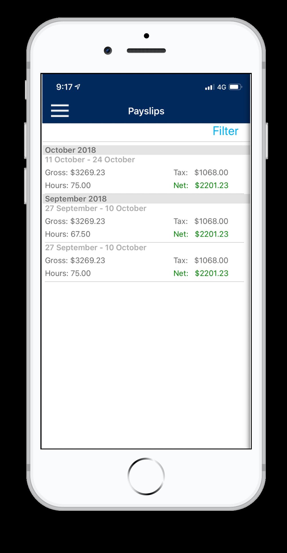 Payroll App