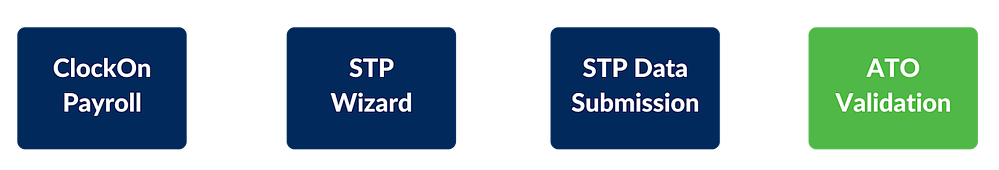 STP submission process